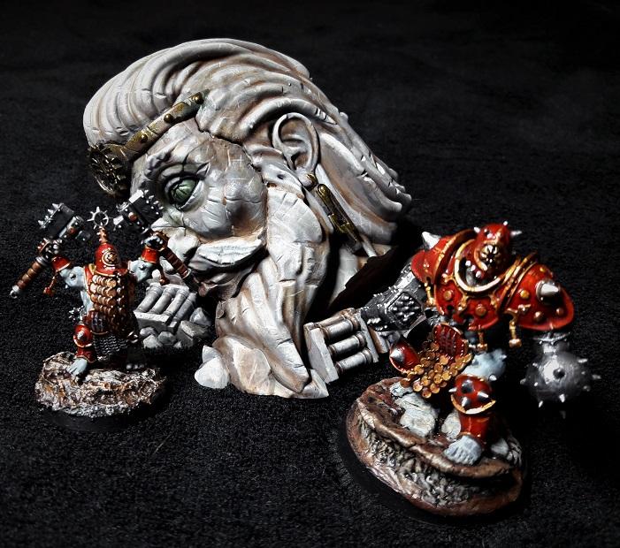 Boite de jeu Warhammer Warcry Ogor10