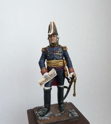 Vitrine de Trajan. Officier Républicain, Guerre d'Espagne 1937. P1320213
