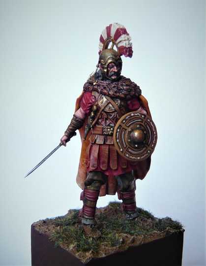 Vitrine de Trajan. Empire, grenadier à cheval historex 54mm - Page 4 P1340423