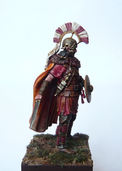 Vitrine de Trajan. Empire, grenadier à cheval historex 54mm - Page 4 P1340424