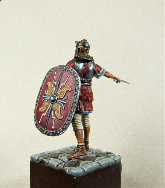 Vitrine de Trajan. Empire, Ancien régime et guerre de trente ans. 54mm - Page 5 Preto210