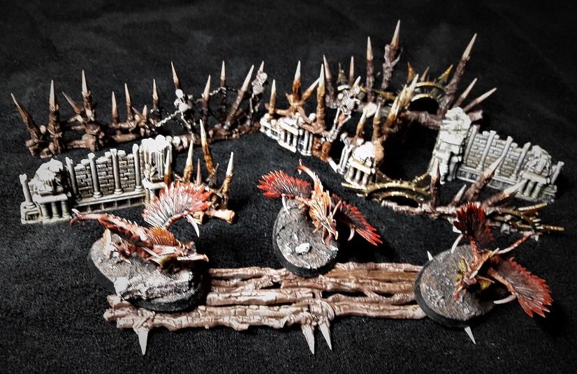 Boite de jeu Warhammer Warcry Raptor10