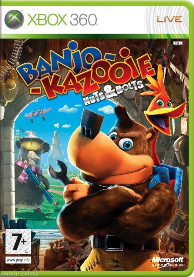 Banjo-Kazooie: Nuts & Bolts 12142310