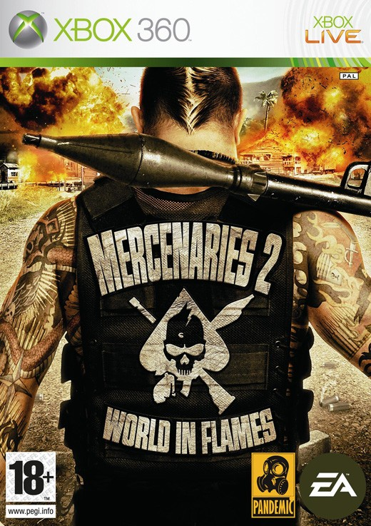 Mercenaries 2: World in Flames Mercen10