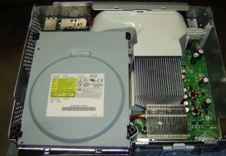 Разборка Xbox360 60Gb Xbox6012