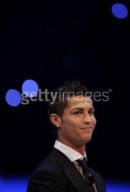 Cristiano en la Gala del Sorteo de la Champions! Cristi35