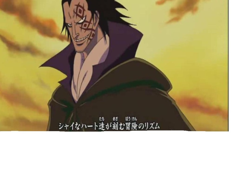 Screen'épisodes ( One Piece )  Dragon12
