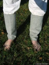 Повседневный костюм среднего достатка на 13-14 век. 00210