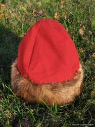 Повседневный костюм среднего достатка на 13-14 век. 00510