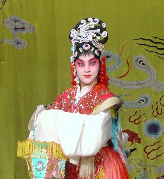 Opéra de Pékin - Chine, Asie 551px-10
