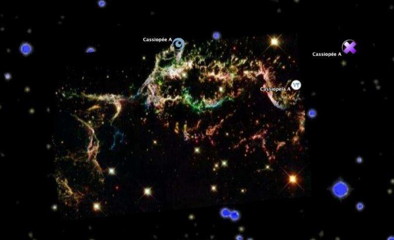 SUPERNOVA [ Supernovae ] Explosions d'étoiles Cassio11