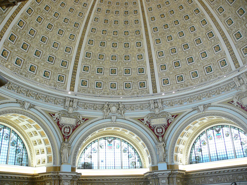 Les Grandes Bibliothèques du Monde Dome10