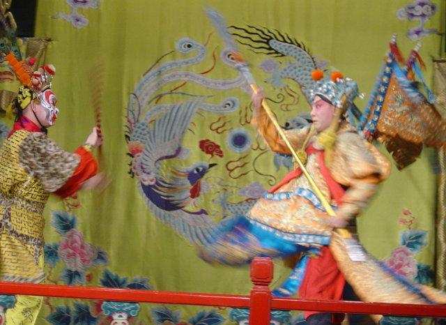 Opéra de Pékin - Chine, Asie Operap13