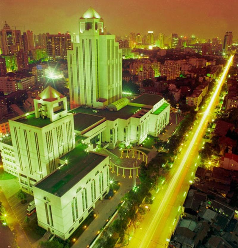 Les Grandes Bibliothèques du Monde Shanga10