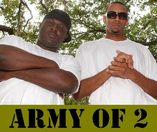 ARMY of 2: Newest group to rock Orlando Army_o11