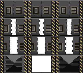 Des éléments futuristes Porte_17