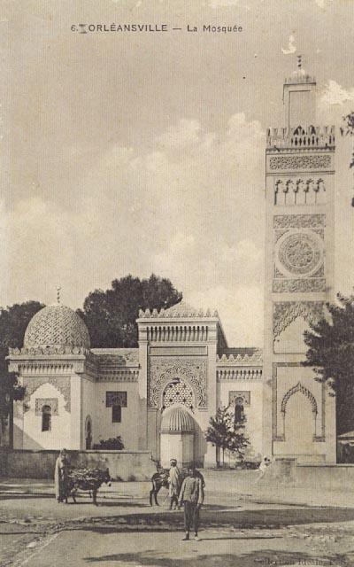 مسجد مدينة الشلف Mosque12
