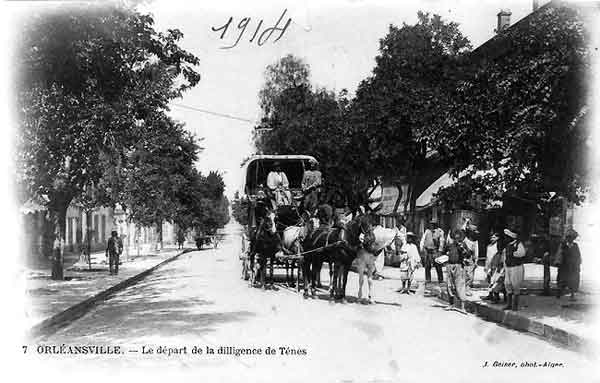صور لمدينة الشلف أواخر القرن 19م وبداية القرن 20م Orl-di10