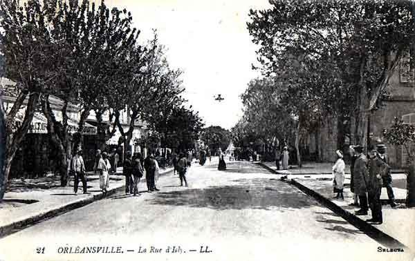 صور لمدينة الشلف أواخر القرن 19م وبداية القرن 20م Orl-ru10