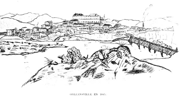صور لمدينة الشلف أواخر القرن 19م وبداية القرن 20م Orl18410