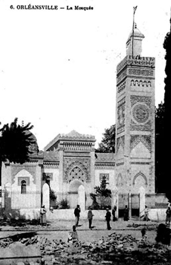 مسجد مدينة الشلف Orlmos10