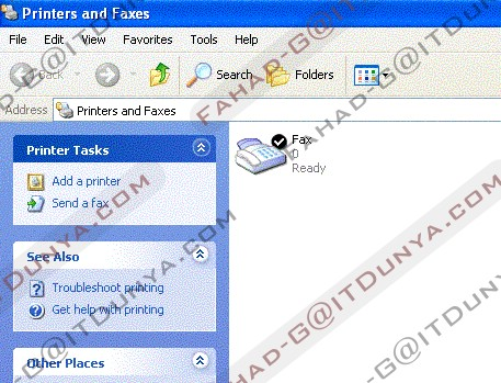 """Fax"" Karin Apne system Se 115"