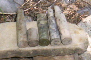 Casquillos de rifle diferentes calibres. 100_2314