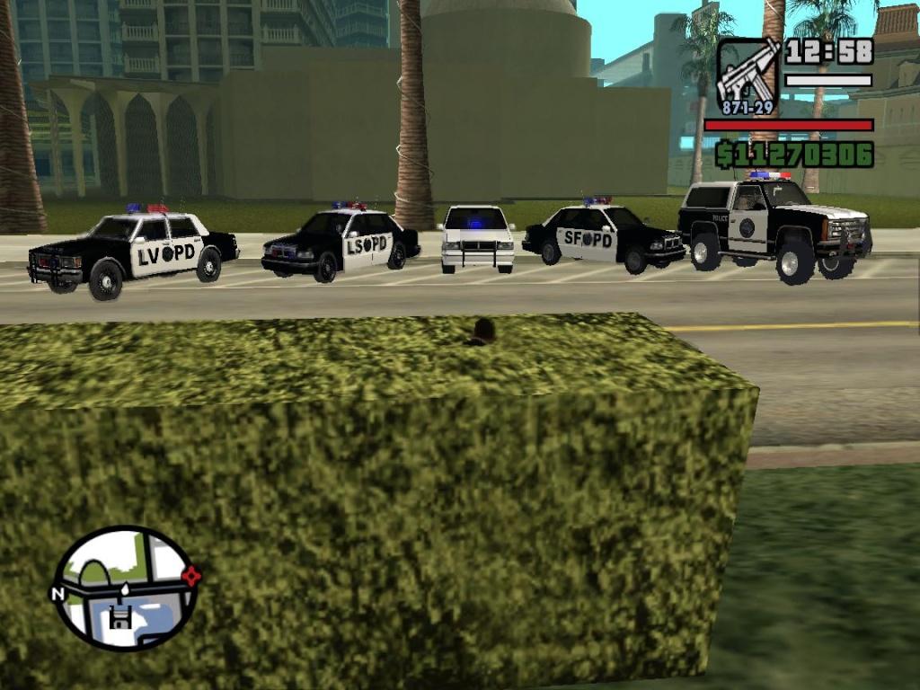 New Police Cars For GTA SAMP WIP Pic_210