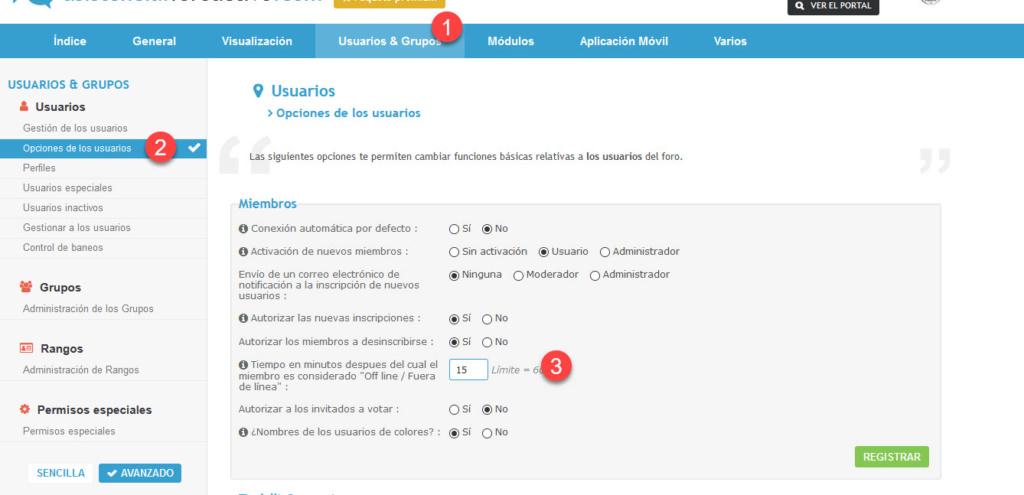 Ajuste de los nuevos elementos de conexión al chatbox, avatar, nombre usuario y botón de conexión Ausent10