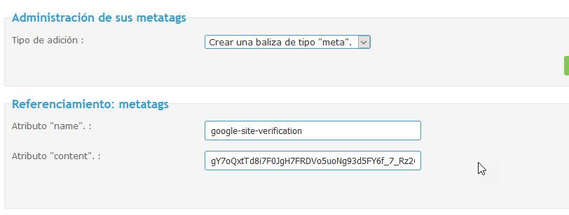 Indexar el foro en los principales buscadores Etique11