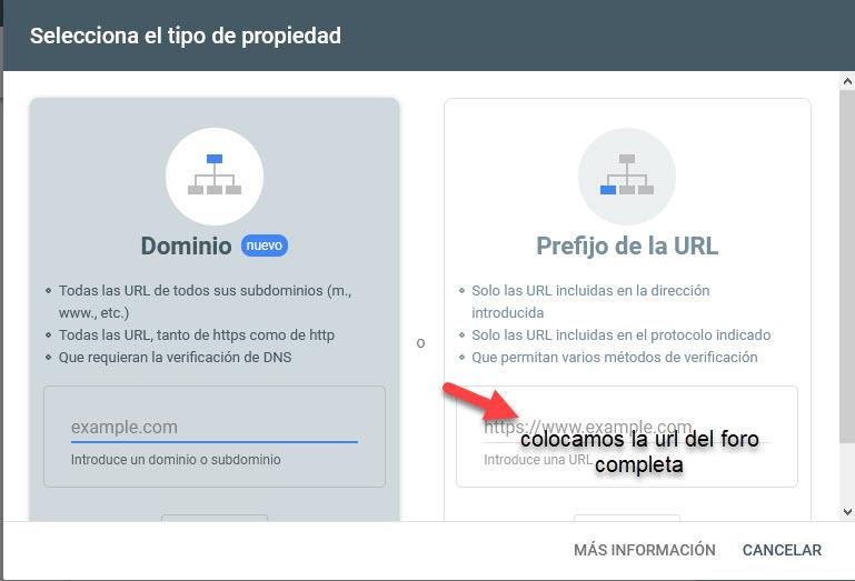 Indexar el foro en los principales buscadores Prefij10