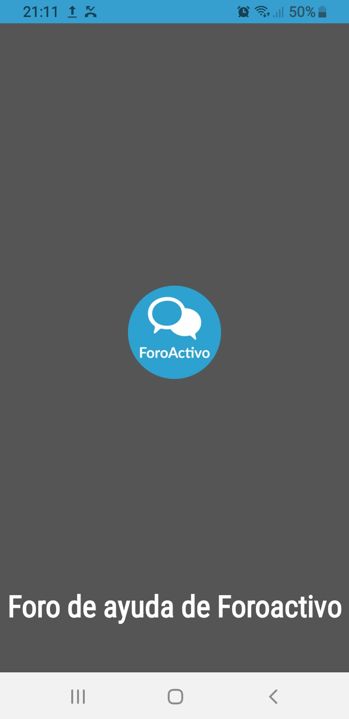 Aplicación web progresiva (PWA) para tu foro Scree116