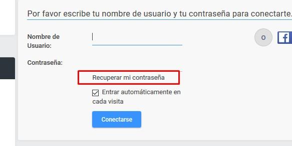 Miembros no pueden cambiar contraseña Screen11