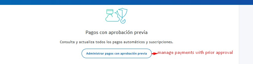 Terms and Conditions - Paypal Screen60