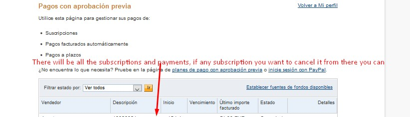 Terms and Conditions - Paypal Screen61