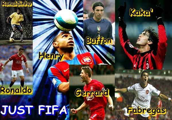 JUST FIFA
