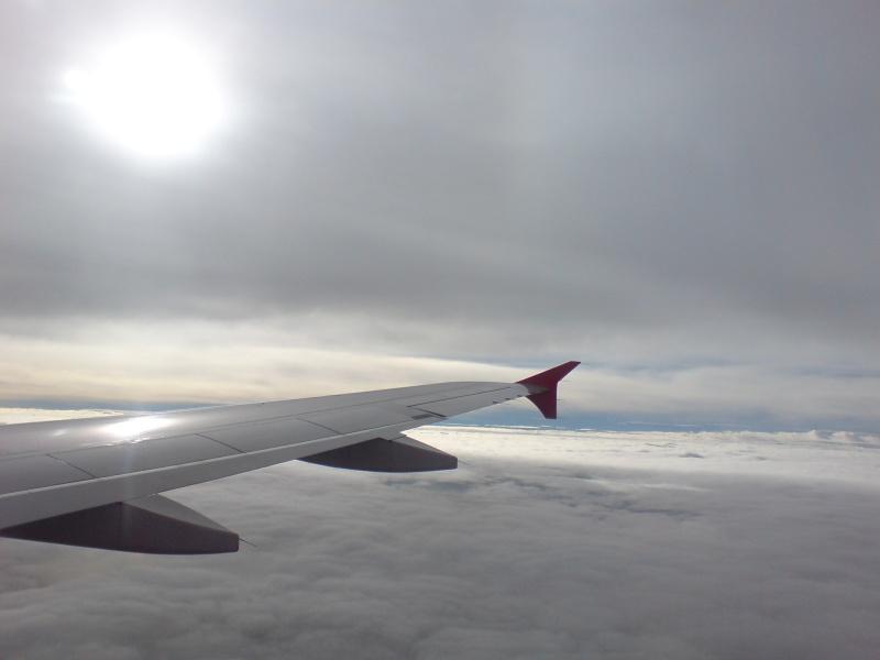 A scope caught on airasia plane~ Dsc01214