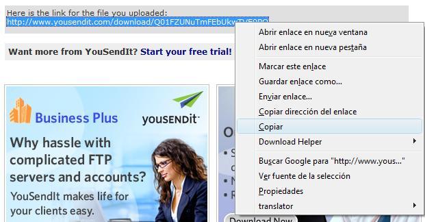 ¿Como subir un archivo al foro .rar, .zip, .pdf, .doc...? 411