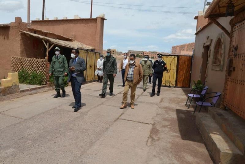 [Maroc Camp/Dernières nouvelles] Confinement au Camping Ouarzazate  - Page 5 Img_1319
