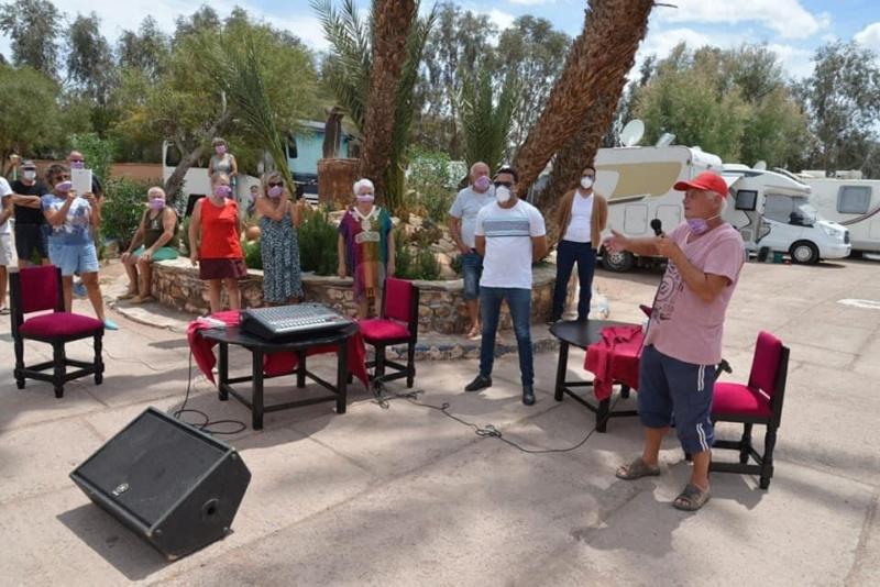 [Maroc Camp/Dernières nouvelles] Confinement au Camping Ouarzazate  - Page 5 Img_1320