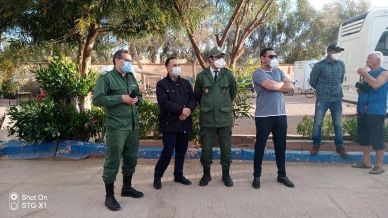 [Maroc Camp/Dernières nouvelles] Confinement au Camping Ouarzazate  - Page 5 Img_1321