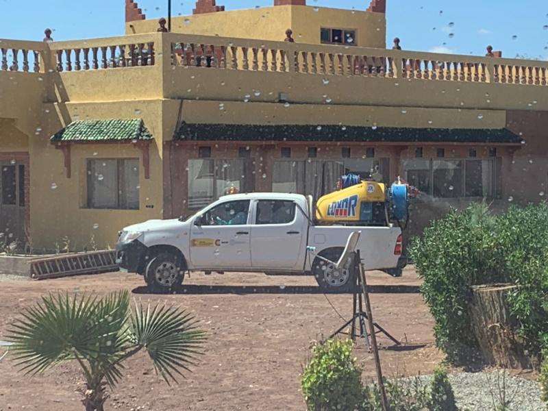 [Maroc Camp/Dernières nouvelles] Confinement au Camping Ouarzazate  - Page 2 Img_2411