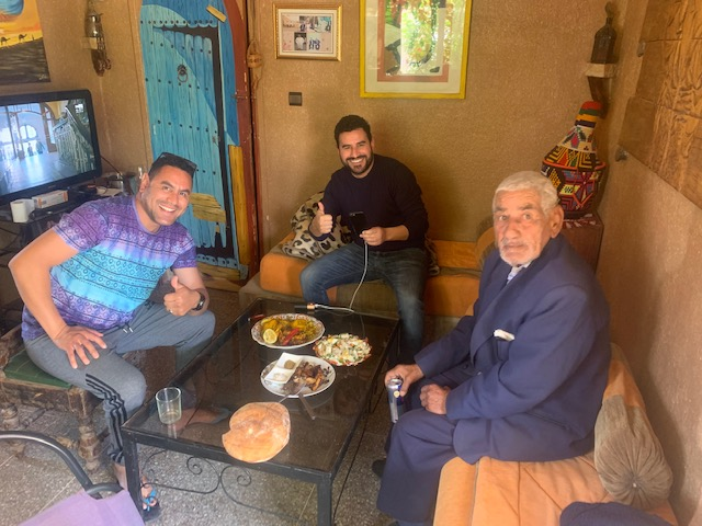 le confinement dans les campings au Maroc avril 2020 Img_2419