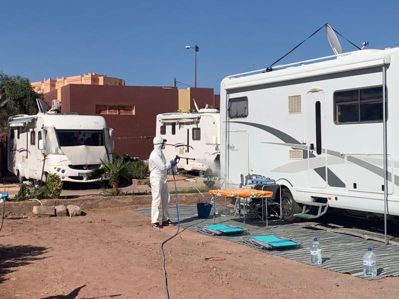 [Maroc Camp/Dernières nouvelles] Confinement au Camping Ouarzazate  - Page 4 Img_2512