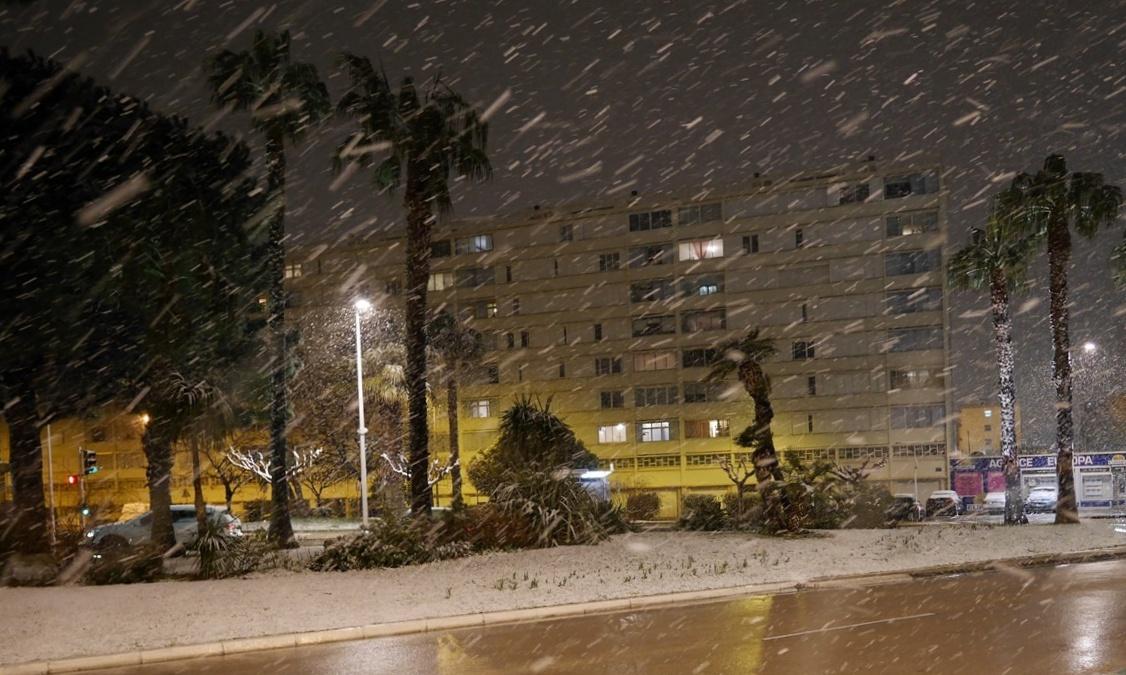 Il avait neigé sur Toulon P1020710