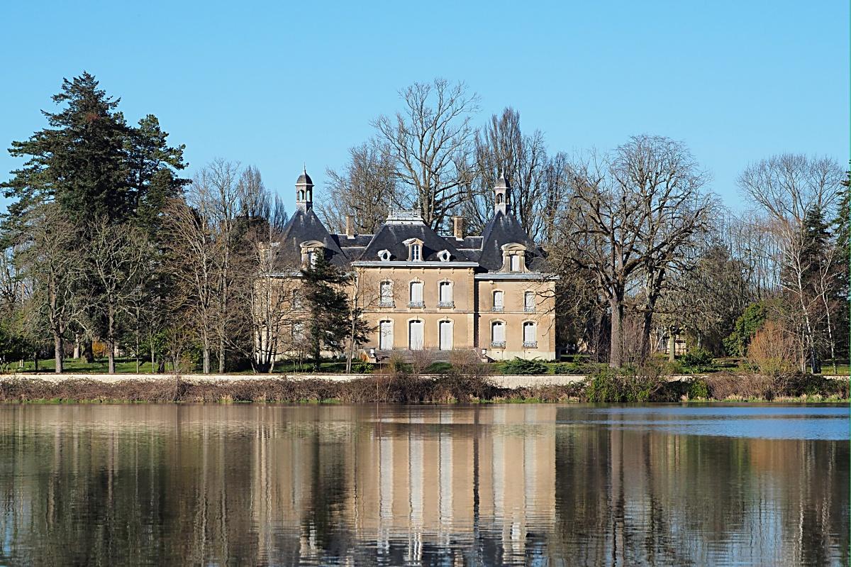 Château du Grand Romans P3241913