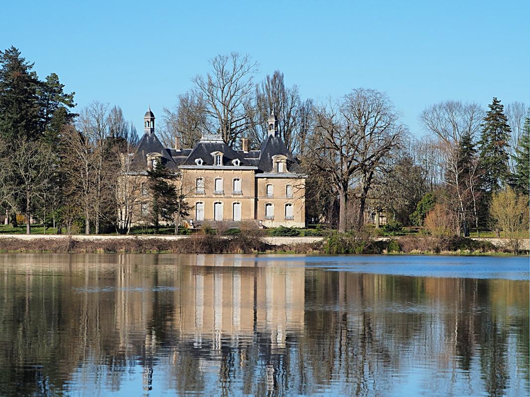 Château du Grand Romans P3241914