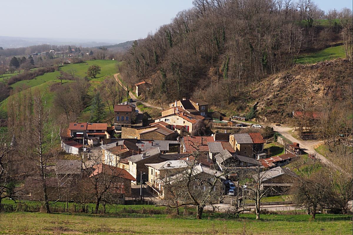 Le château de La Combe Q2250311