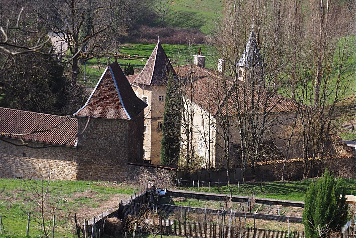 Le château de La Combe Q2250312