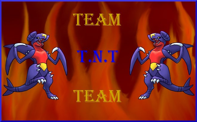 T.N.T La Team Pokemon